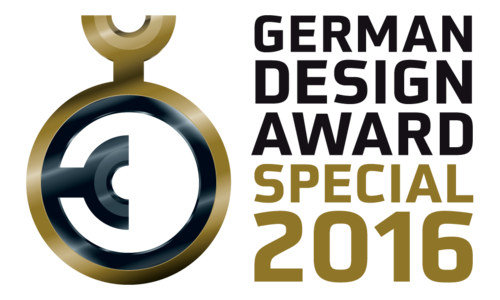 Sola, onorificenza, German Design, Award